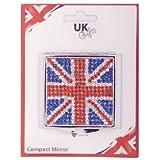 Union Jack miroir compact