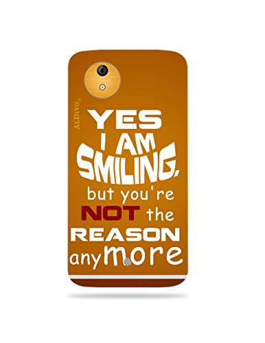alDivo Premium Quality Printed Mobile Back Cover For Micromax Canvas Android One / Micromax Canvas Android One Back Case Cover (MKD269)