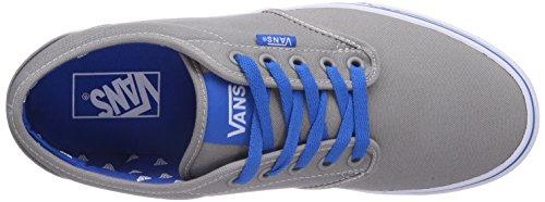 Vans ATWOOD Herren Sneakers Grau ((Varsity) mid g FP8)
