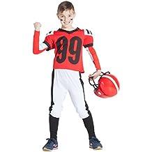 Amazon.es  disfraz de jugador de futbol americano 4a870acde71