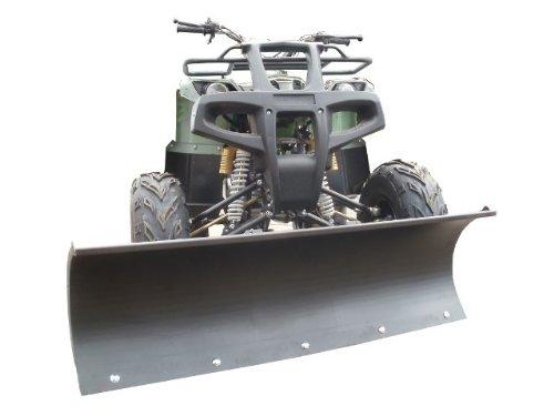 16PS Quad ATV 250 ccm mit Schneeschieber / Modell: Snowdog Bulldozer 250 ccm / Schneeschild Schneeräumung