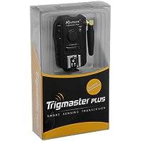 Aputure Trigmaster De plus, 2,4 GHz déclencheur flash Radio Remote et Release câble d'obturation, convient Pentax * ist DS, DS2, D, DL, DL2, K10D, K20D, K100D, K110D, K200D, K-5 et Pentax AF 360 FGZ, AF -200FG