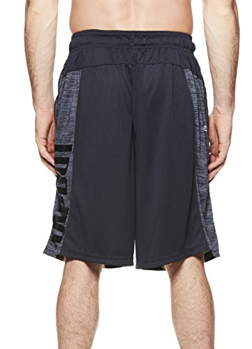 TapouT-Mens-Performance-Heather-Workout-Gym-Running-Shorts-w-Pockets-12-inch-Inseam