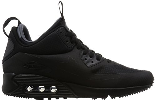 Nike - Nike Air Max 90 Mid Winter, Sneaker Uomo Black/black