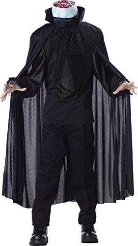 Headless Mann Kostüm für (Avec Gilet Kostüm)