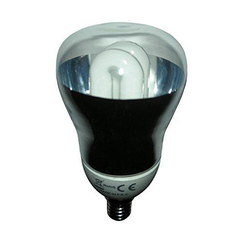 ADES 2 Ampoules Fluocompacte éco Réflecteur E14-7W