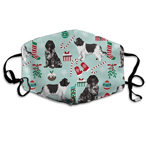 aub-Maske, für Weihnachten, für Hunde, Landseer, Hunde, Neufundländer ()