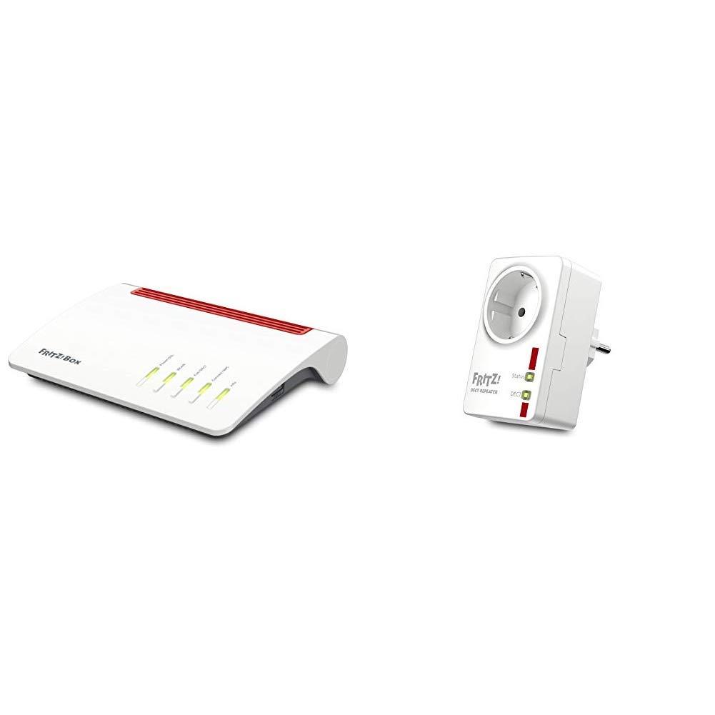 AVM FRITZ!Box 7590 High-End WLAN AC + N Router