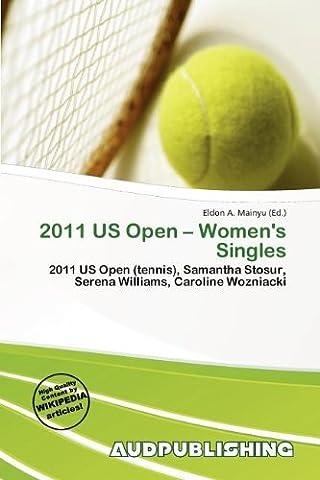 2011 Us Open - Women's Singles