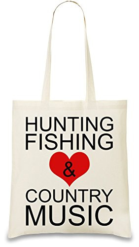 hunting-fishing-and-country-music-tasche