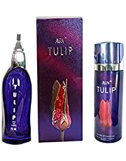 AGN Tulip Deodorant and Perfume | Combo of 2