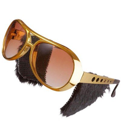 - Elvis Rock N Roll Brille