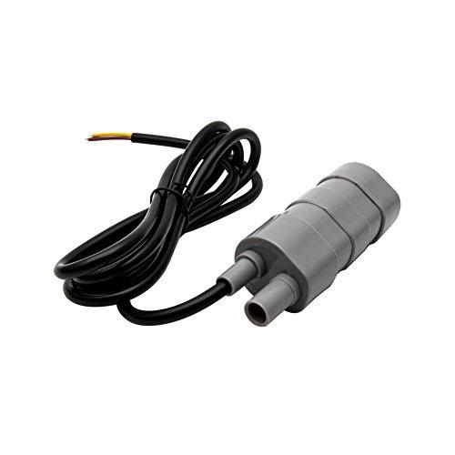 Cutogin, bomba de agua sumergible de 12 V, 840 L/h, bombas de alto flujo para acuario de autocaravanas estanque