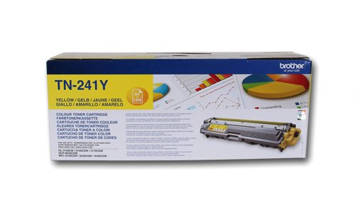 Brother TN-241Y cartuccia toner e laser