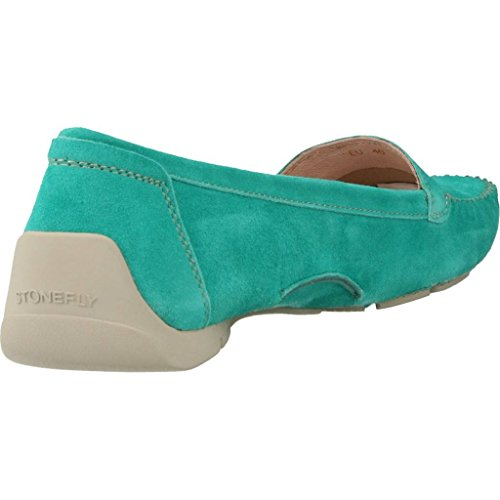 Mocassini donna, colore Blu , marca STONEFLY, modello Mocassini Donna STONEFLY C1052 Blu Blu