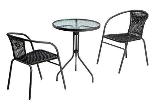 Side Table Jysk.Jysk Bistro Table Blokhus D60 St Glass Bl Search Furniture