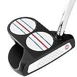 Odyssey Golf - Putter Triple (Mano Derecha, 86,36 cm, 2 Bolas de Agarre de Gran...