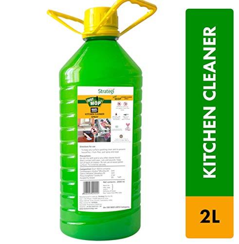 Strategi Herbal Kitchen Cleaner Refill - 2 L