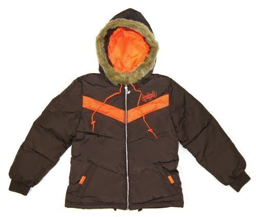 Adidas Originals Kinder warme Jacke mit Kapuze kurz jacken kinderjacken Mädchen Jungen