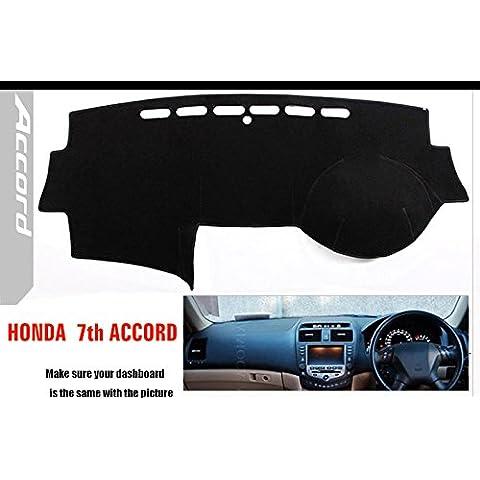 Car Interior Dash Board, Schermo Tappetini per Honda Auto mano destra