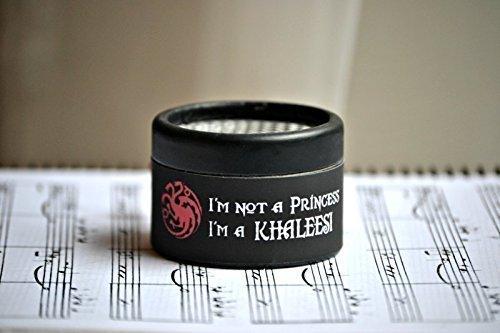 Caja de música 'No soy una princesa, soy una Khaleesi'..El regalo perfecto para...
