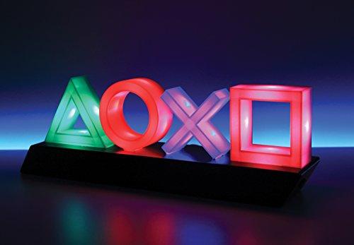 Playstation - Icons (Lampada)