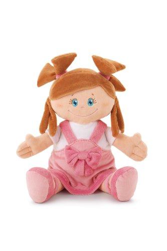 Trudi 64431 - Bambola Pezza, Rosa, 40 cm