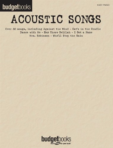 budget-books-acoustic-songs-fur-einfaches-klavier-klavier