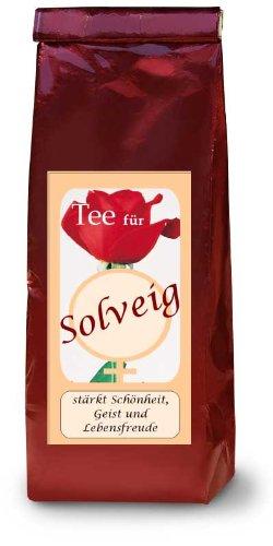 Solveig-Namenstee-Frchtetee