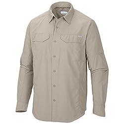 Columbia Camisa Silver...