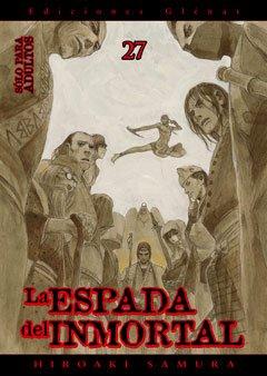 La espada del inmortal 27 (Seinen Manga) por Hiroaki Samura