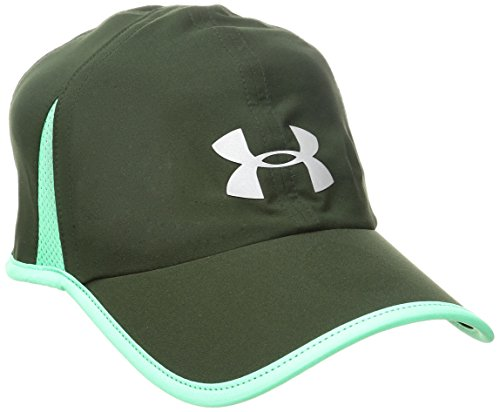 Under Armour Herren Shadow Cap 4.0 Kappe, Artillery Green, OSFA - Rock-baseball-kappen