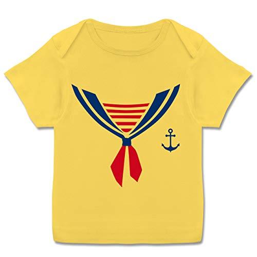 Karneval und Fasching Baby - Seefahrer Kostüm Halstuch -