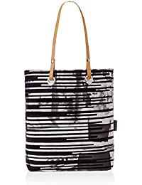 Kanvas Katha Tote Bag (White) (KKST007W)