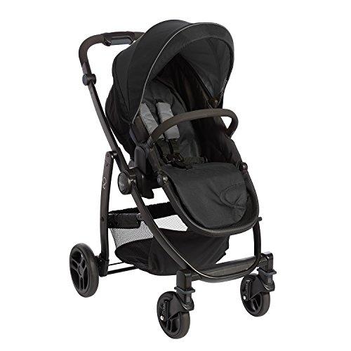 Graco Evo Kinderwagen (schwarz und grau)