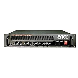 Engl Tube Poweramp E840/50 Amplificatore 2 x 50 Watt