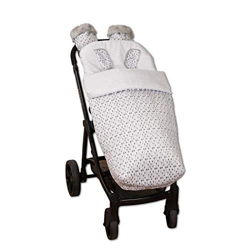 Colchoneta para silla unisex Babyline Arrow color agua marina