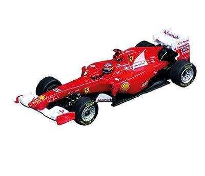 """Carrera - Coche GO 143 Ferrari F150th Italia """"Fernando Alonso, No.5"""", escala 1:43 (20061237) por Carrera"""