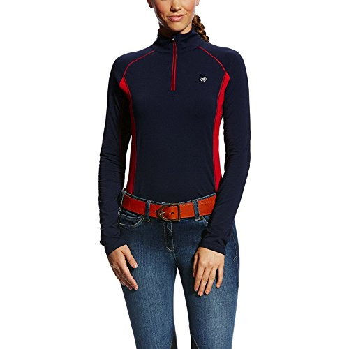 Ariat Damen Jacke Capistrano Team, Navy, L