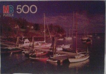 rockport-maine-500-piece-croxley-puzzle-1986-by-mb-puzzle-by-mb-puzzle