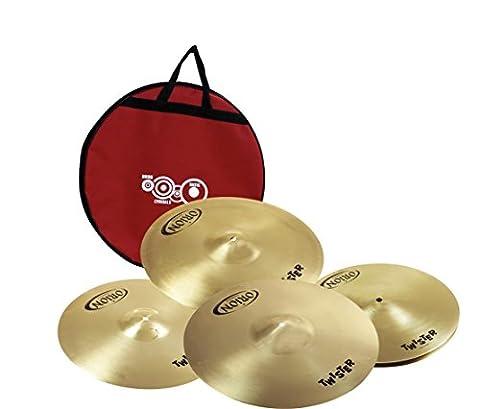 Orion Cymbals Twister Series Kit de Cymbale Hi Hat 14