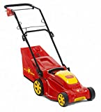 WOLF-Garten A370E 37 cm 1600 W Electric Push Lawn Mower - Red/Yellow