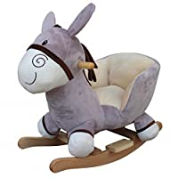 Cuddles Donkey Rocker