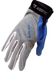 Caracol El montar llena de primavera guantes de dedos y el sol del oto?o usa guantes llenos del dedo guantes de dedos largos MTB pueden tocar