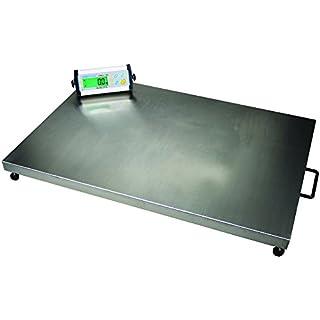 ADAM CPW Plus 75L Digitale Plattformwaage, Aluminium, 75 kg x 20 g