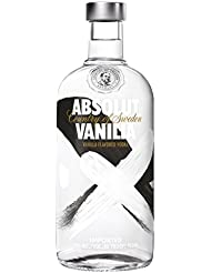 Absolut Vanilia Swedish Vodka, 70 cl