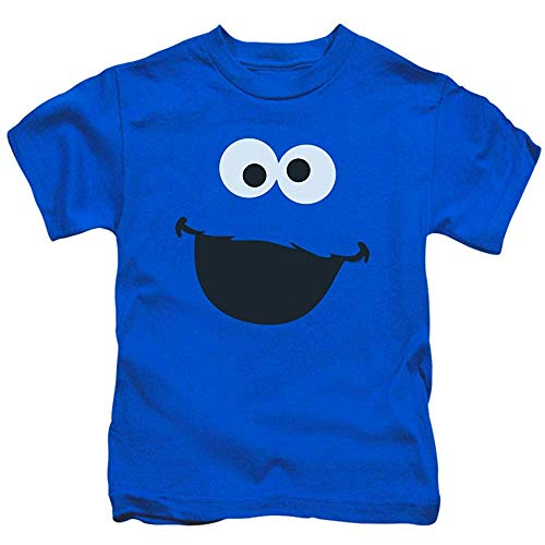 Juvenile Sesame Street Cookie Monster T-Shirt & Exclusive Sticker 12M 12m Sesame Street