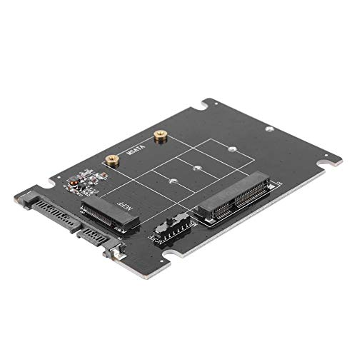 Preisvergleich Produktbild YouN 2 in 1 mSATA to SATA NGFF M.2 to SATA3 Converter Adapter Card SSD Disk
