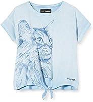 Desigual TS_tuxtepec Camiseta para Niñas
