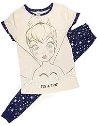 Ladies Character pijama elegir de Super mujer campanilla Eeyore Marvel Heroes, diseño de Minnie Mouse